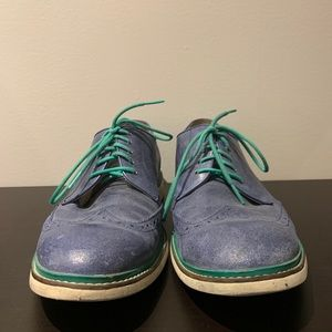 Cole Haan x Nike Oxford shoes